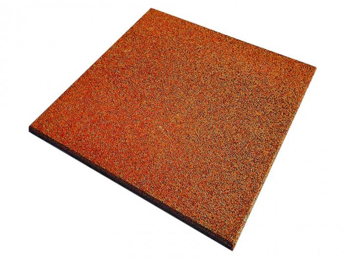 GripMat Base Red - Thickness: 40mm
