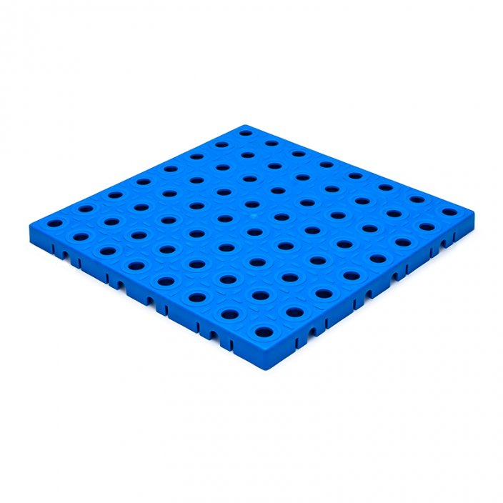 GripTil Base Blue - Material: Hard - tough PP
