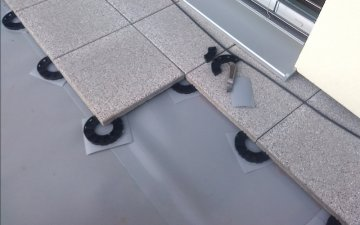 Paving Support - Diameter - 157mm