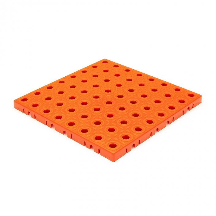 GripTil Base Orange - Material: Hard - tough PP